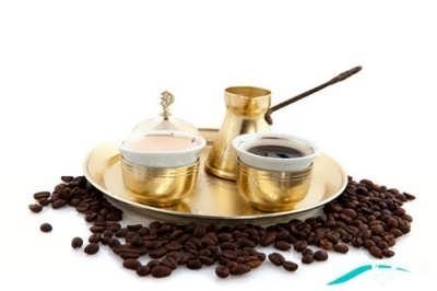 دم کردن قهوه ترک به صورت مرحله به مرحله