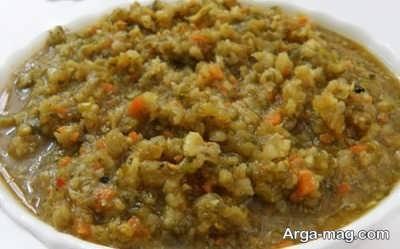 روش تهیه ترشی بادمجان کبابی