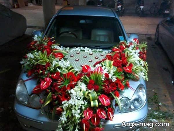 جدیدترین ماشین عروس ایرانی
