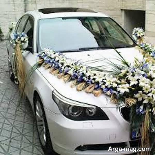 مدل شکیل ماشین عروس