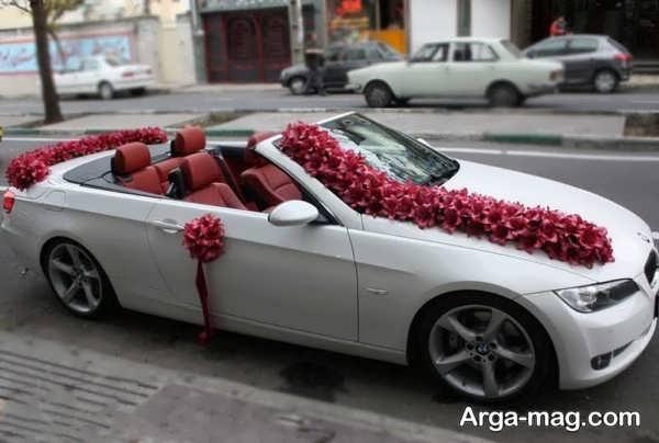 لاکچری ترین ماشین عروس ایرانی