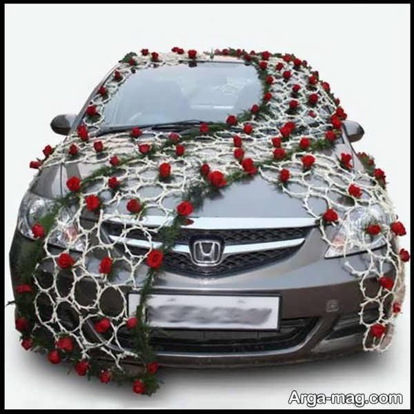 خودرو عروس ایرانی لاکچری