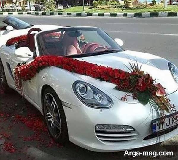 زیباترین ماشین عروس ایرانی