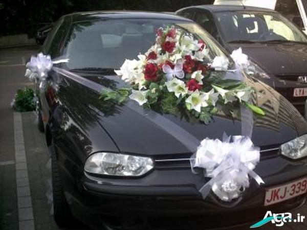 تزیینات ماشین عروس