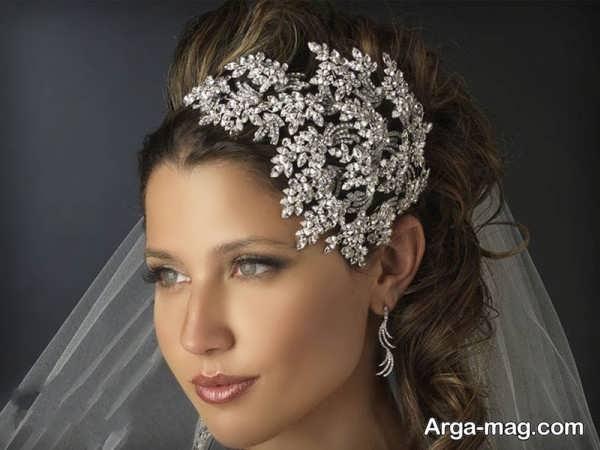تاج عروس و مدل های زیبای آن