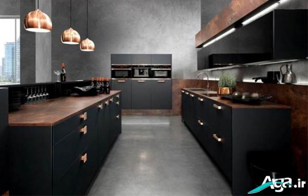 دکوراسیون آشپزخانه مدرن 2016