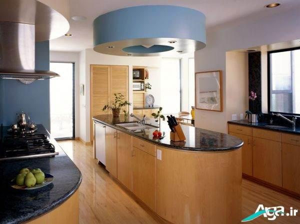 طراحی دکوراسیون آشپزخانه 2016