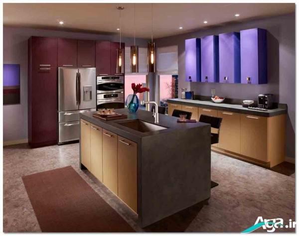 دکوراسیون آشپزخانه 2016