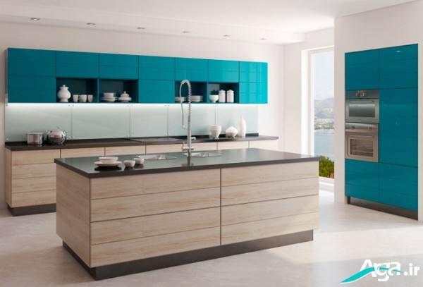 مدل جدید دکوراسیون آشپزخانه