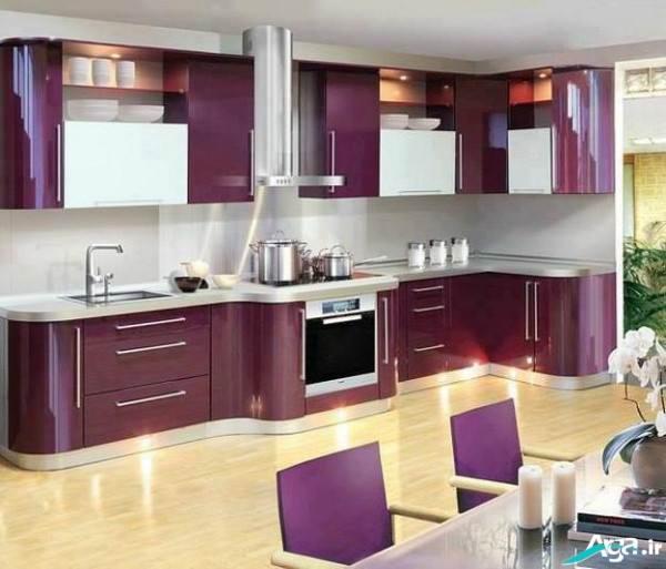 عکس دکوراسیون آشپزخانه جدید