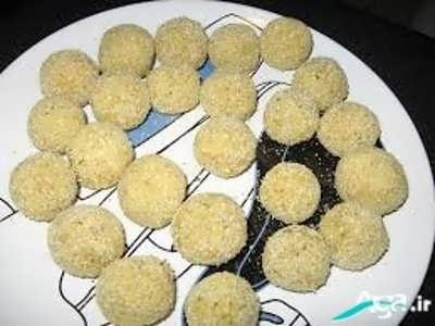 طبخ فلافل لبنانی در خانه