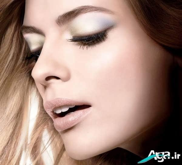 مدل سایه چشم برای آرایش لایت