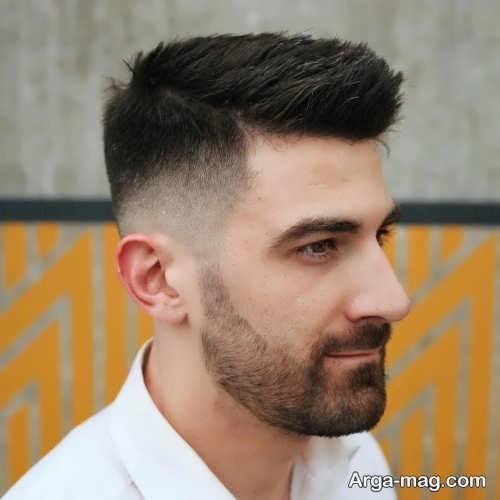 ریش کوتاه