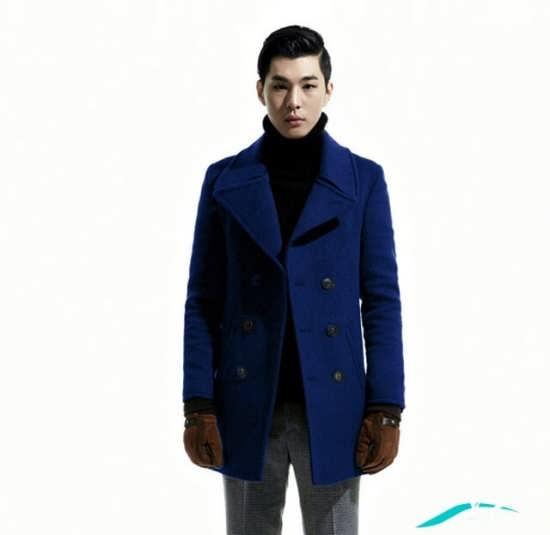 مدل پالتو مردانه جدید و ساده