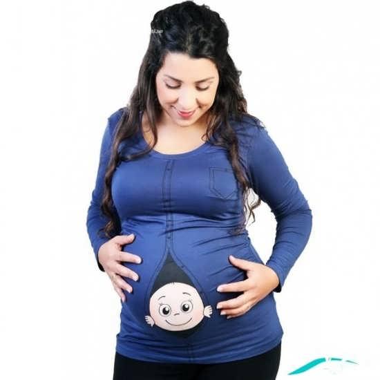 انواع مدل لباس بارداری ویژه سال 1395