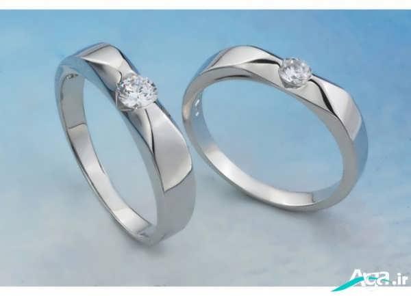 مدل جدید حلقه ازدواج