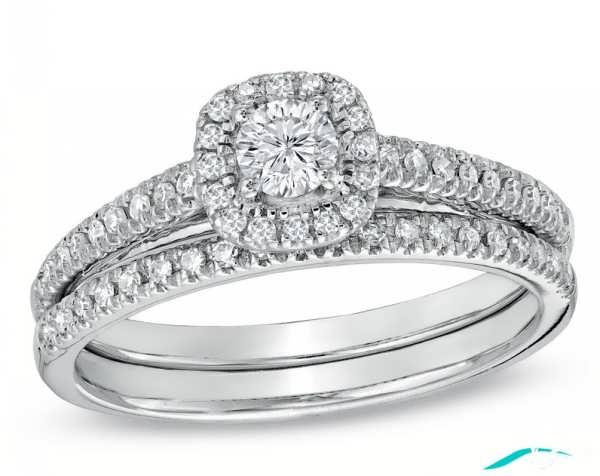 حلقه نامزدی