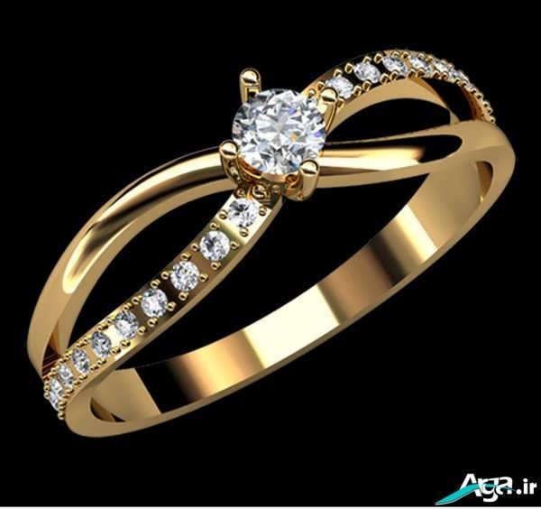 حلقه نامزدی زنانه