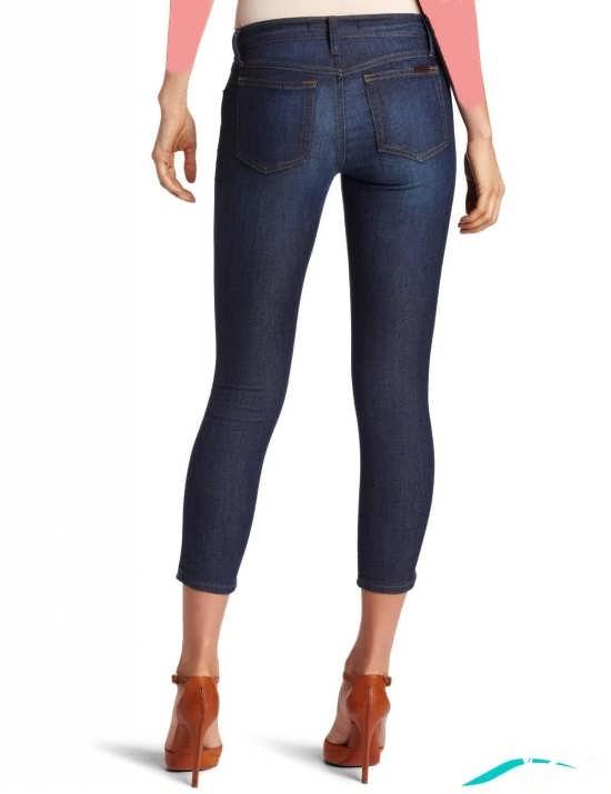 شلوار جین با طرح ساده