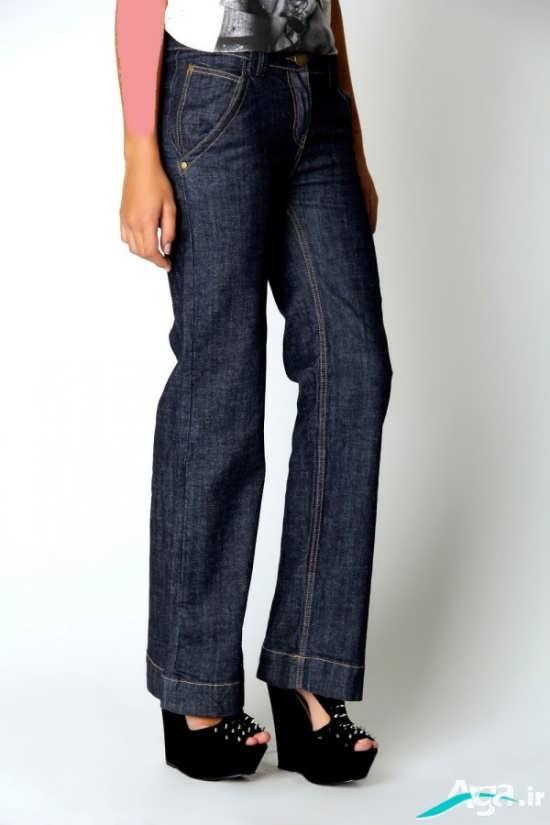 مدل های متنوع شلوار جین دخترانه