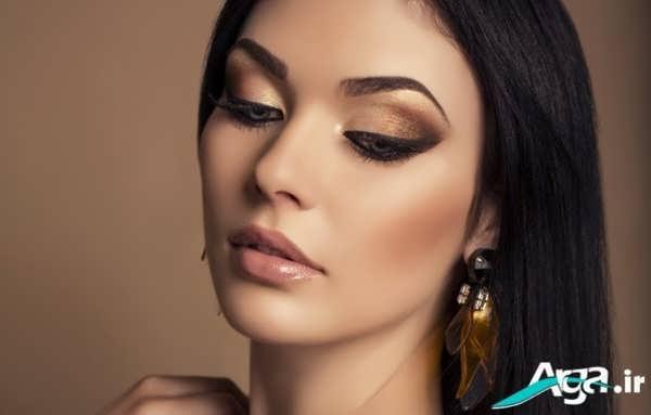 مدل آرایش دخترانه 2016