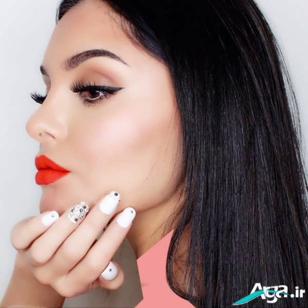 مدل آرایش دخترانه مدرن 2016