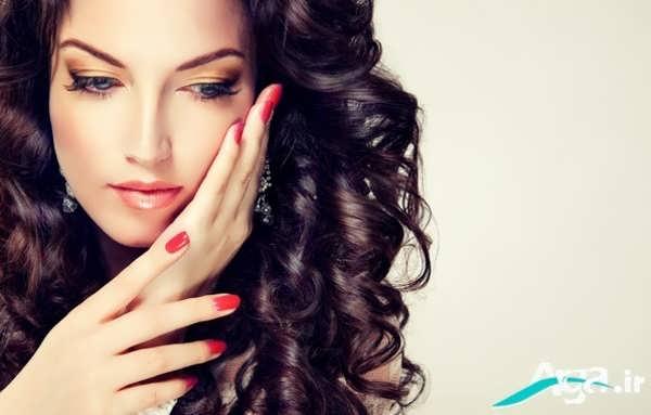 مدل های متنوع و جذاب آرایش صورت دخترانه