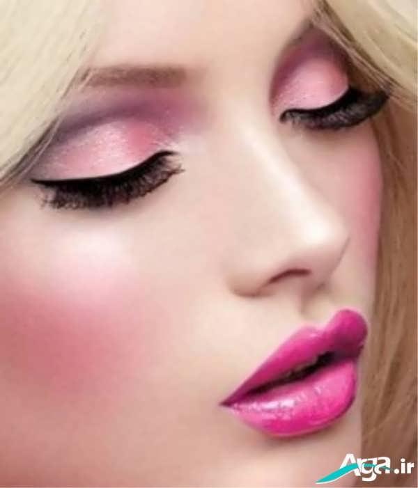 آرایش صورت دخترانه 2016