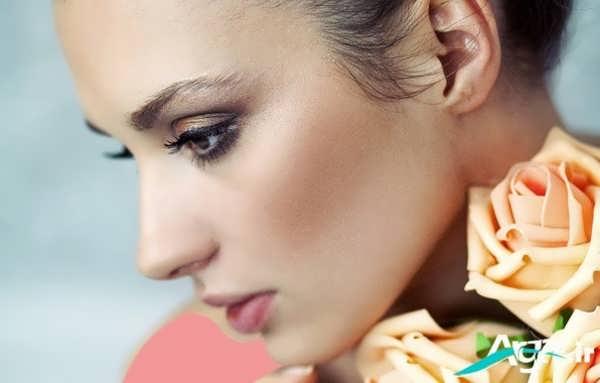 مدل آرایش ساده دخترانه 2016
