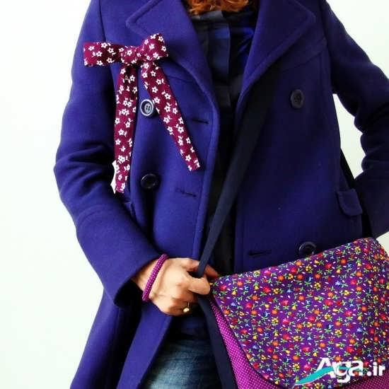 مدل کیف پارچه ای برای دختران