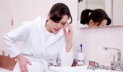 درمان تهوع در دوران حاملگی با روش های خانگی