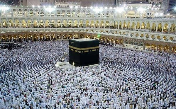 عکس زیبای خانه خدا