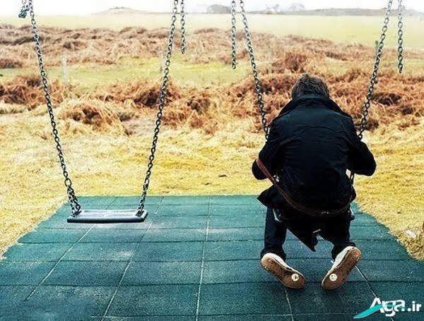 عکس تنهایی های پسر