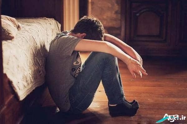 عکس عاشقانه تنهایی پسر