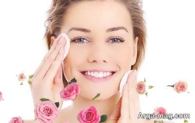 خواص گلاب بر سلامت پوست