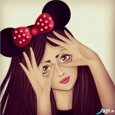 روانشناسی عکس دختر