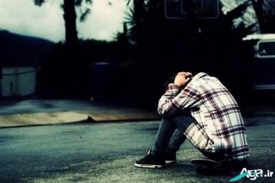 اس ام اس تنهایی