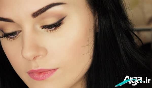 آرایش ساده زنانه