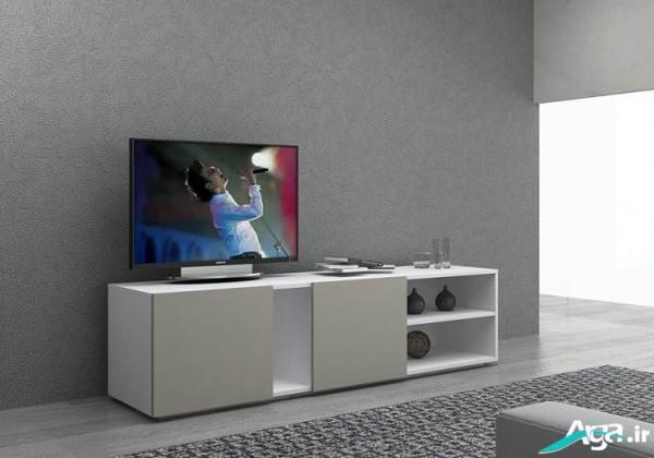 میز تلویزیون ام دی اف