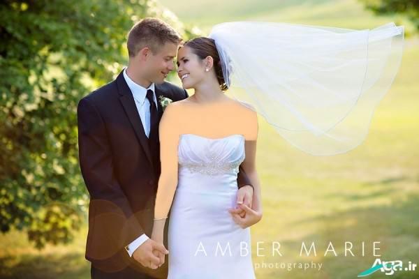 مدل ژست عروس