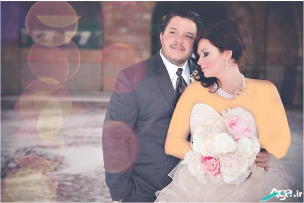 مدل عروس و داماد برای عکس