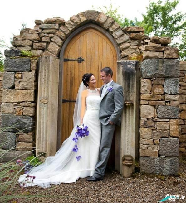 فیگور جدید عروس و داماد