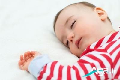 خواب در نوزادان