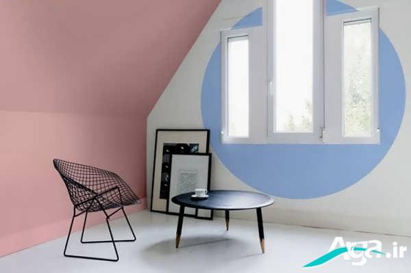 دکوراسیون منزل با رنگ سال 2016