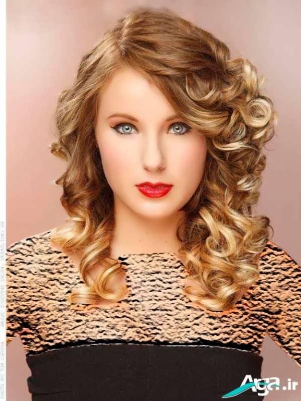 مدل موی زنانه جذاب