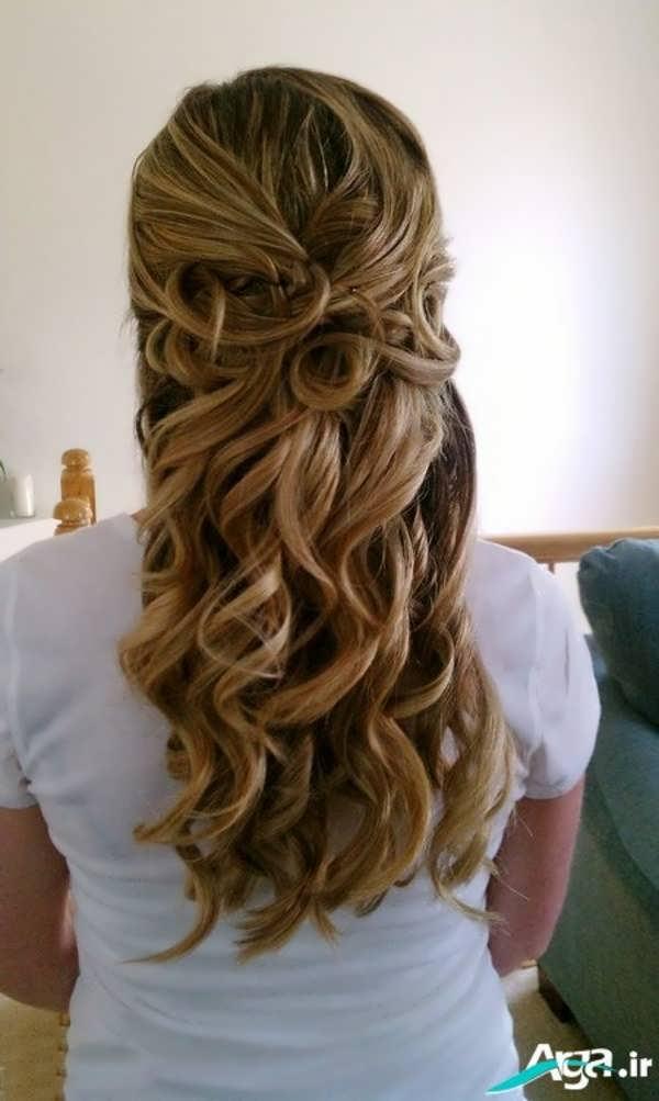 موی فر باز دخترانه