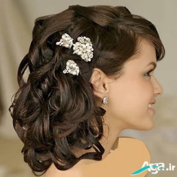مدل موی عروس فر