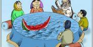 داستان کودکانه شب یلدا