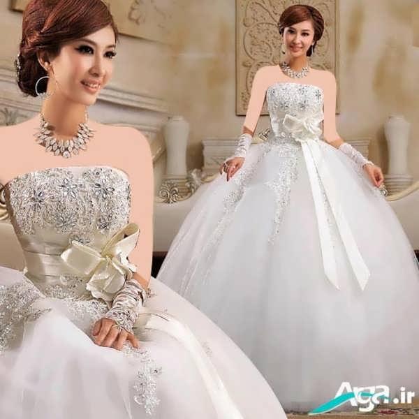 لباس عروس فوق العاده