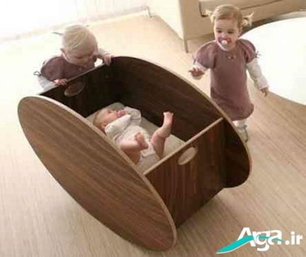 جدیدترین گهواره نوزاد ایرانی